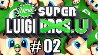 #02 | New Super Luigi U - Welt 1? Pah, fertig!