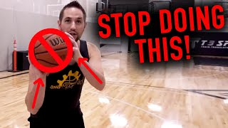 WARNING: Avoid These Three KILLER Shooting Mistakes | Basketball Shooting Tips