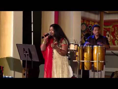 Karthika Shaji At Khna With Biju Narayan video