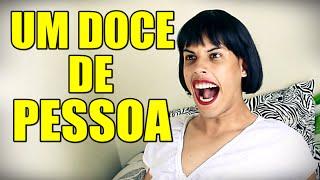 MINHA MÃE É UM DOCE