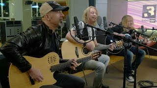 Gotthard «Miss Me» - SRF 3 Live Session
