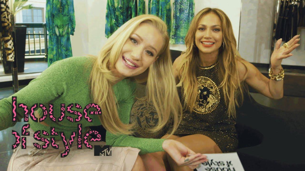 House of style season 2 iggy azalea amp jlo talk versace amp booties