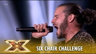 Download Lagu Ricky John: He Was Homeless Years Ago...Now He Gets A Golden Buzzer! | The X Factor UK 2018 Gratis STAFABAND