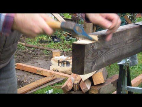 Garten: Mein Eigenbau-Gewächshaus - Das Projekt! Teil 7