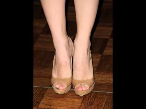 Jennifer Garner Feet (Close-Up)