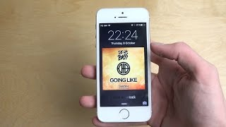 iPhone 5S iOS 9 Freeze!!!