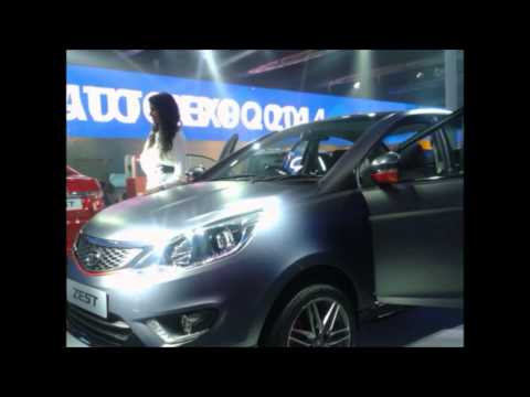 Auto Expo 2014 - All New Car Launches of 2014 to 2015 in India