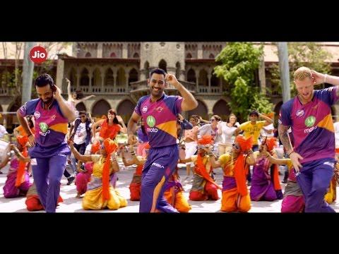 Kings Xi Punjab Vs Rising Pune Supergiant Connected By Jiodigitallife