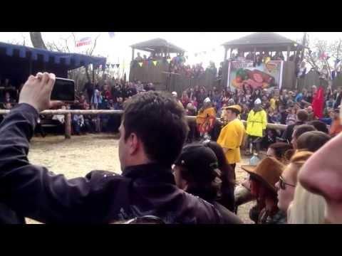Тула 20.04.2013 Инсценировка боя на холодном оружии 5х5 #1