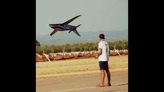 RC turbine jet - Pedro Precioso Smoke on