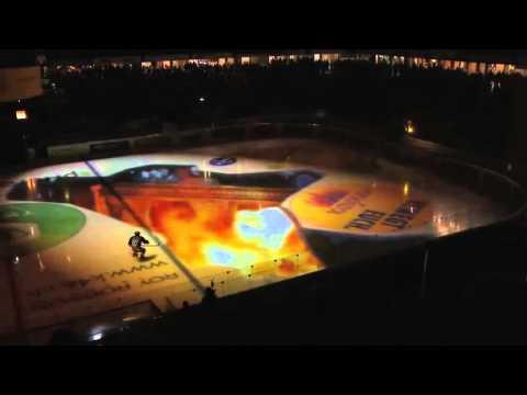Лучшее хоккейное шоу. Такого ещё не делал никто/ Best hockey Show 3D