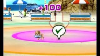 Wii Sports Resort - Frisbee Dog - 1500 (Perfect Score)