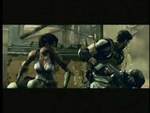 Resident Evil 5 - Full Story version (Part 2 Axe Man)