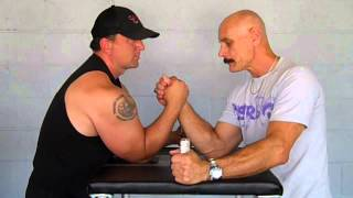 Arm Wrestling Safety with Allen Fisher