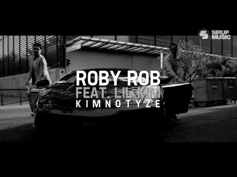 Roby Rob feat. Lil Kim - Kimnotyze 2013 (Official Video) [Sirup Music]