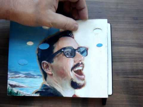 International Moleskine Exchange – Portrait 2 (video 2)