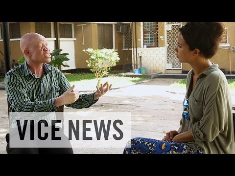 Albino Murders in Tanzania (Excerpt from 'VICE News Meets Josephat Torner')