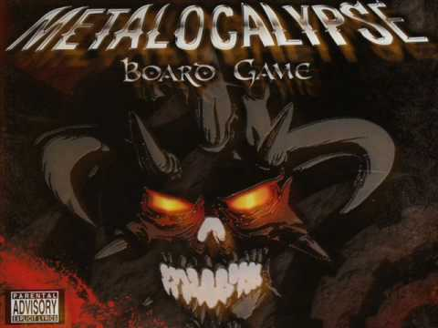 What Is the Metalocalypse Board Game? Video