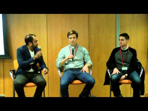 Software Eating The World: Mobile - CoInvent Startup Summit 2014 New York
