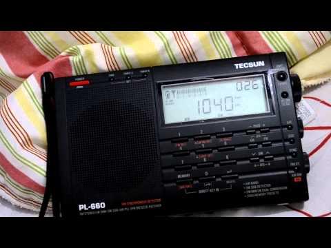 1040Khz - Radio Capital São Paulo Brazil