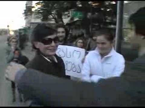 Free Hugs In Georgia, Tbilisi video