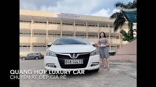 Hàng nóng mới về - ngọc trinh luxgen s5 sedan siêu đẹp giá cực rẻ hơn 300