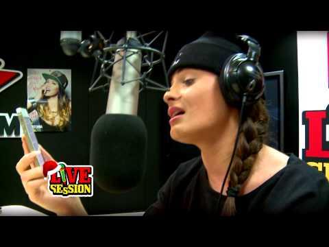 Raluka - White Christmas (Live @ ProFM, 2013)