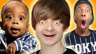 Download Lagu Try Not To Laugh! (HARDEST IMPOSSIBLE CHALLENGE!!!!) Gratis STAFABAND