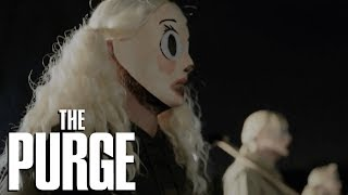THE PURGE (TV Series) | First Look | USA Network