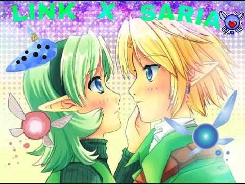 ~link X Saria~ video