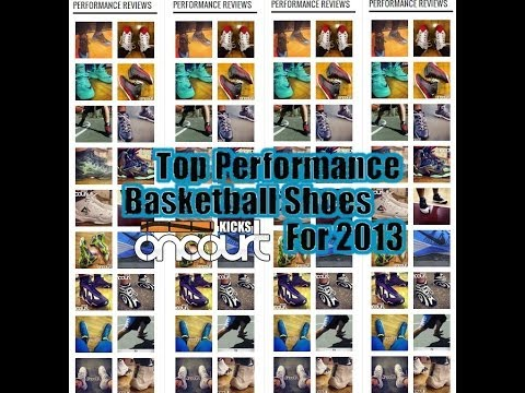 Top Performance Shoes of 2013 | By Price Range
