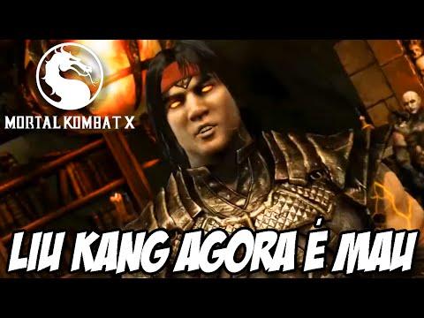 Mortal Kombat X - Liu Kang Confirmado Oficial, Novo Trailer E Fatality Brutal video
