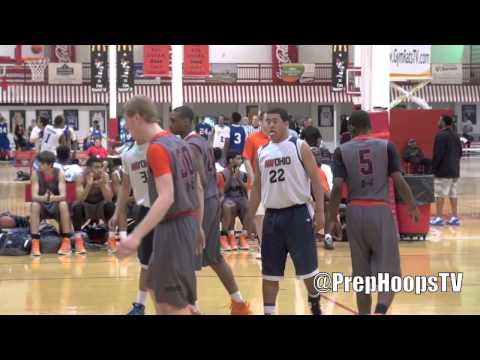 Roosevelt Smart 2015 Palatine High School highlights at the Run-N-Slam Classic
