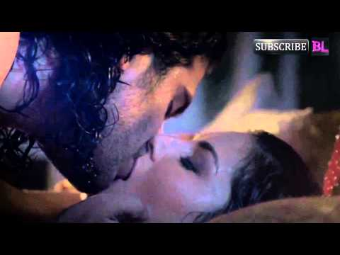 Watch Sunny Leone share a long sensuous kiss with co-star Saahil Prem in Ragini MMS 2