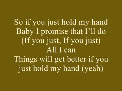 Akon Ft Michael Jackson - Hold My Hand (Lyrics On Screen)