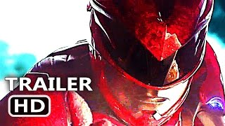 POWER RANGERS Official Trailer (2017) Sci Fi, Teen Movie HD