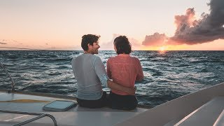Setting Sail for the DANGEROUS Islands- Goodbye Marquesas || Sailing French Polynesia
