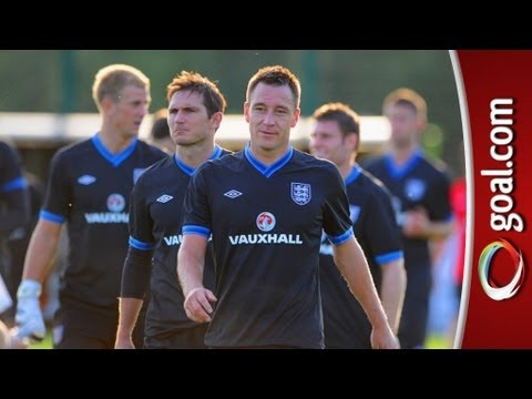 Terry's England retirement disappoints Hodgson