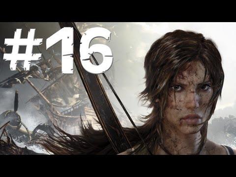 Tomb Raider 2013 Gameplay Walkthrough Part 16 - Shipwreck Beach (HD)
