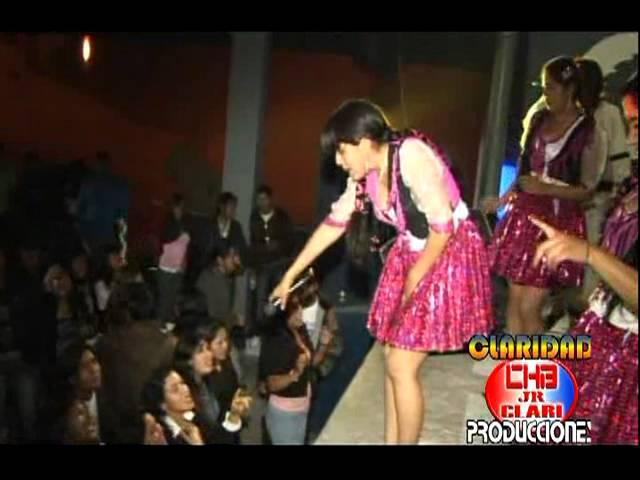 las sabrositas en vivo en arica chile 2011
