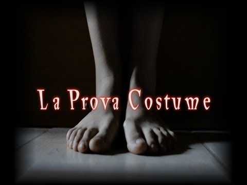 La Prova Costume - Estate 2014 - Edie Didi Horror Short Film video