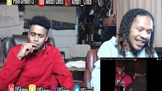 DC The Don x B. Lou - That Aint It Chief(Reaction Video)