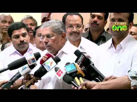 Kunjalikutty's statement a joke, says Vayalar Ravi