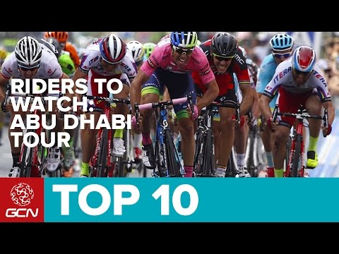 Top 10 Riders To Watch At 2015 Abu Dhabi Tour