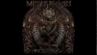 Watch Meshuggah Marrow video