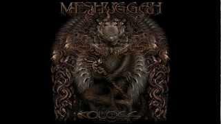 Watch Meshuggah Marrow video