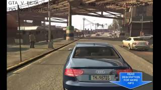 Grand Theft Auto V [PC]  BETA LEAK! Dec2012 ver3.4.1 - [MEDIAFIRE]