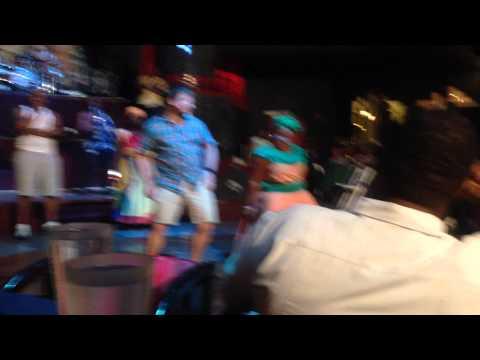 Jamaican booty dance