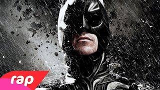 Rap do Batman - CAVALEIRO DE GOTHAM | NERD HITS