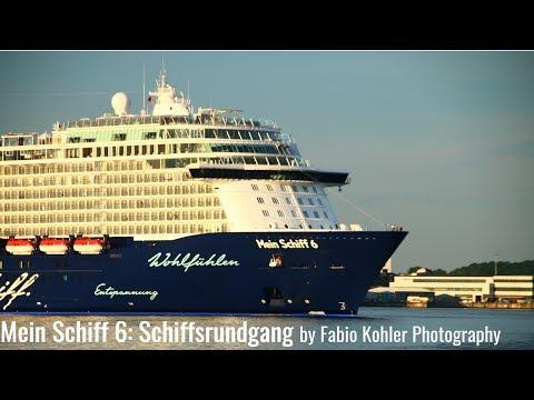Mein Schiff 6: Schiffsrundgang